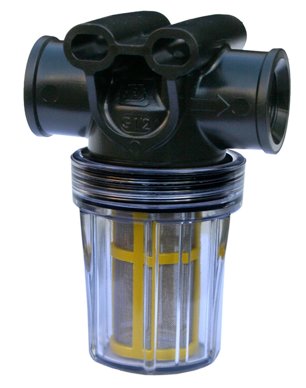 Clear Bowl Water Filter