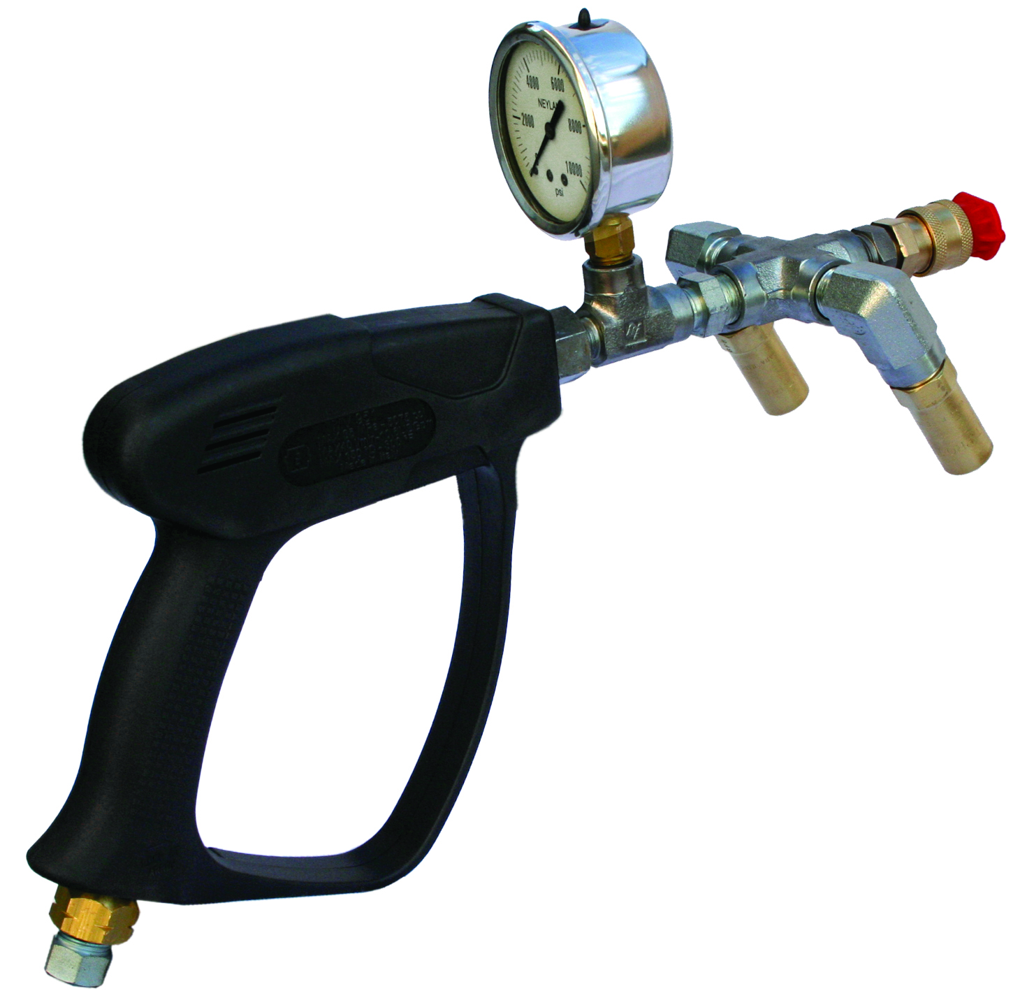 pressure tester for pressure washer pump