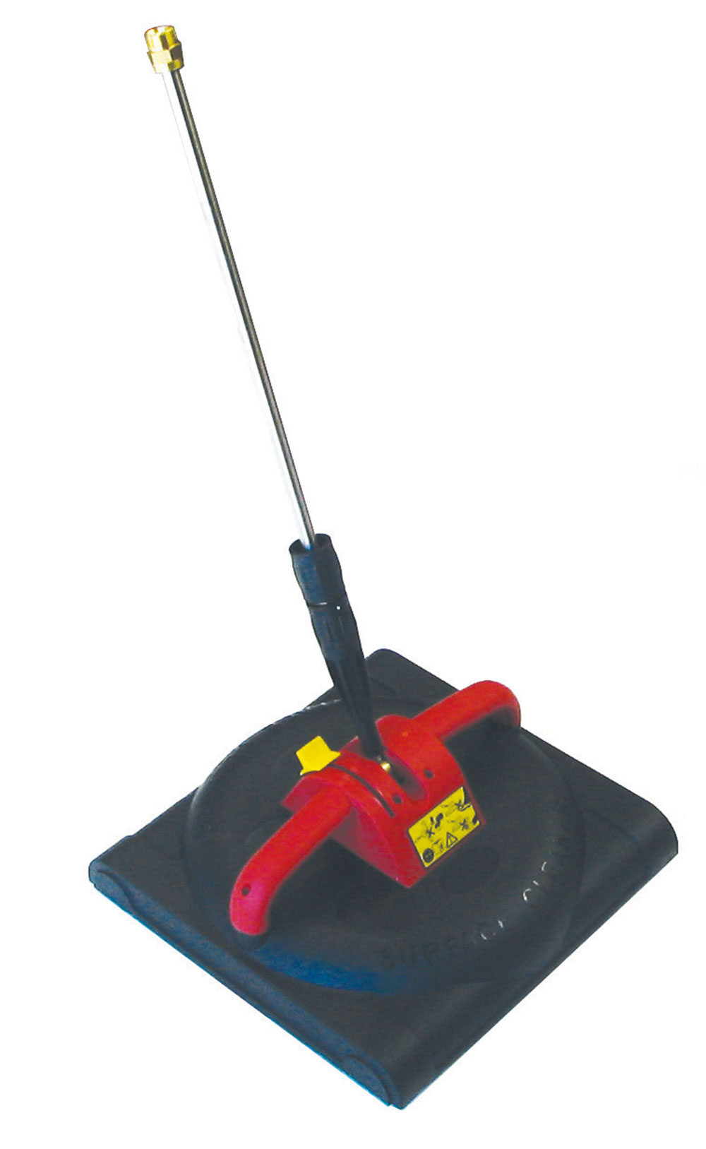 Surface cleaners are used to clean concrete sidewalks for Concrete surface cleaner
