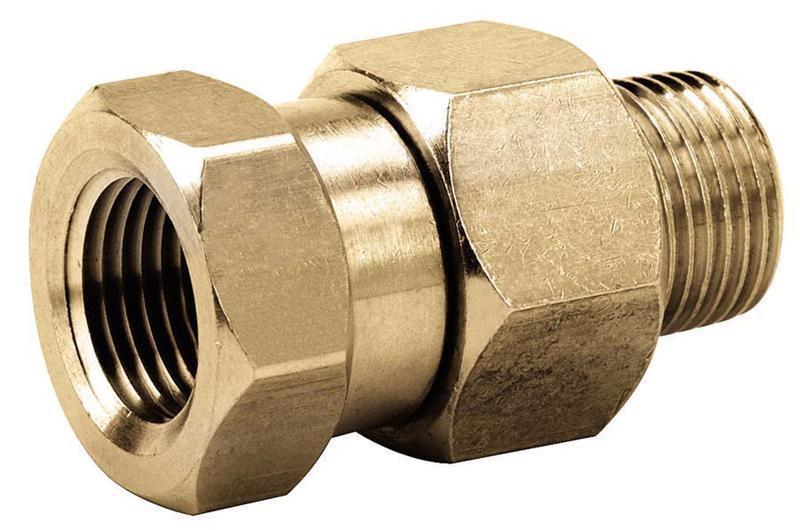 In-Line Brass Swivels