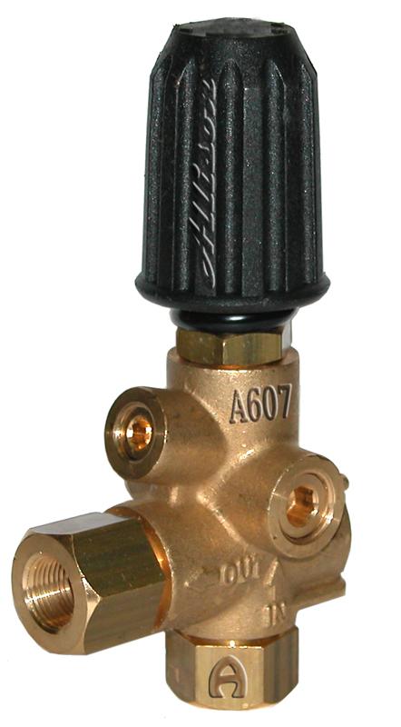 AL607 pressure washer unloader valve