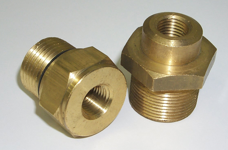 pressure gauge port for General pumps