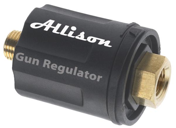 Trigger Gun Pressure Regulator