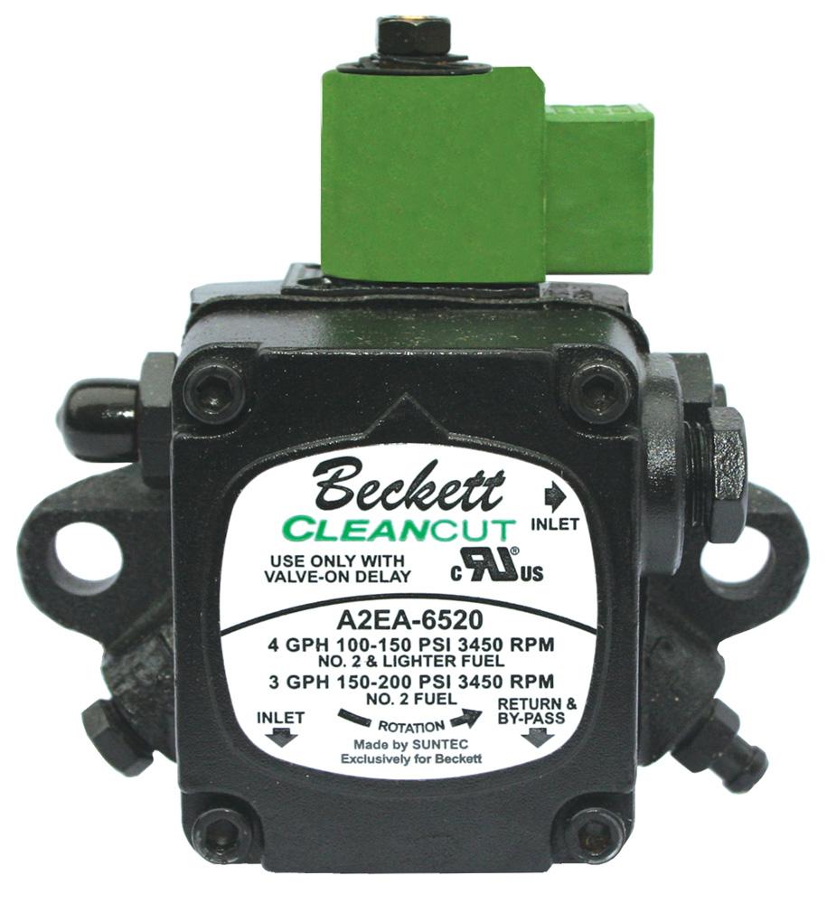 Burner Controls Archives Envirospec General Fuel Pump Diagram Fuelpump Beck