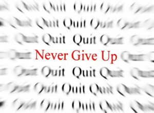 Never Give Up 10