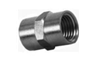 plated steel coupler for pressure washer