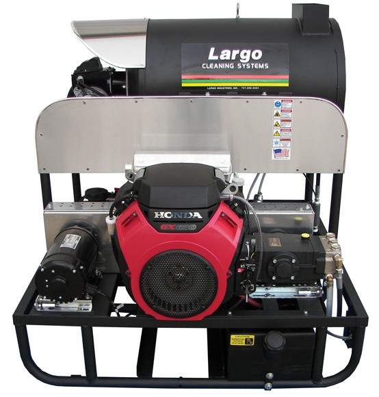 Largo Horizontal Pressure Washer