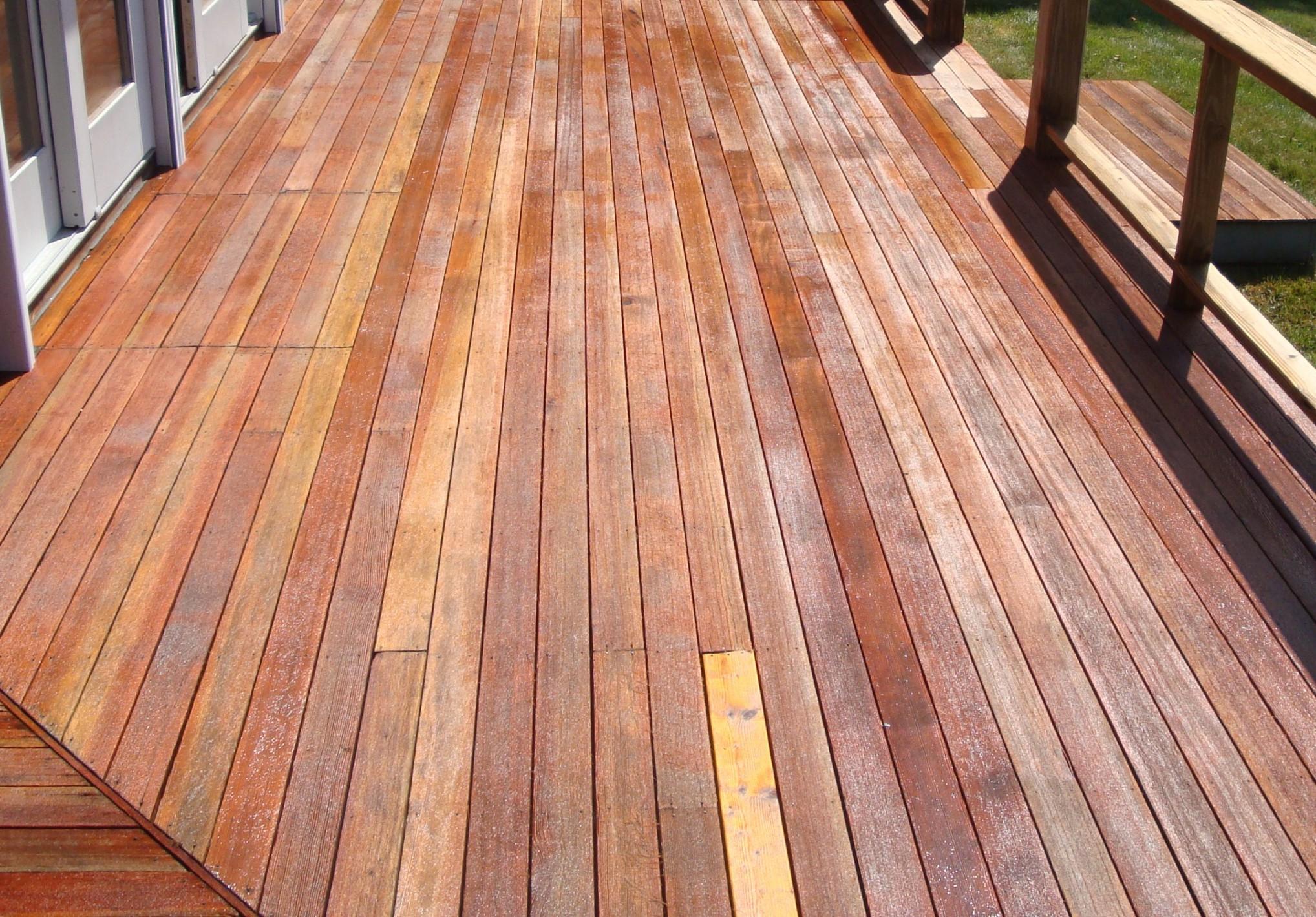 Deck And Patio Washing ⋆ Envirospec