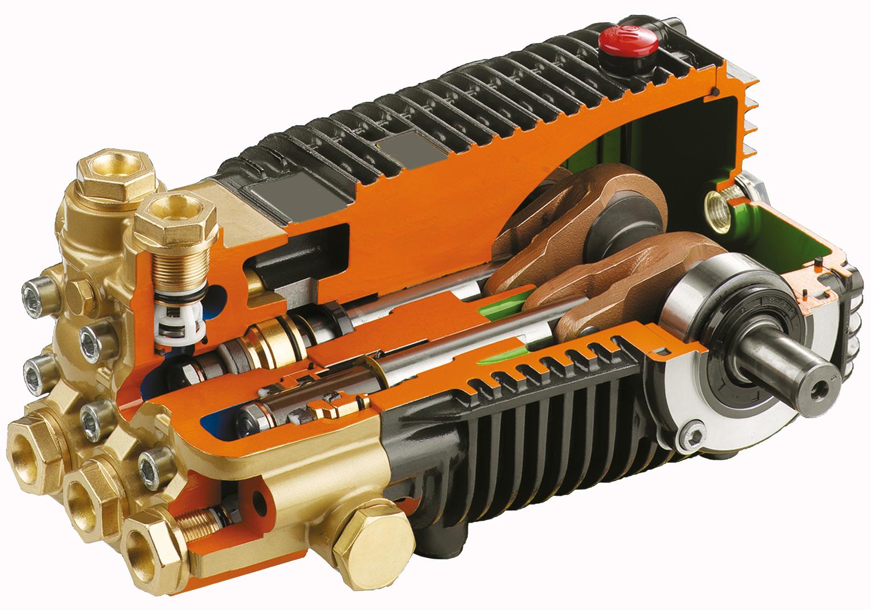 CO1 - Comet Pump Repair Kits ⋆ EnviroSpec