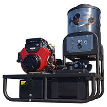 EnviroSpec Hot Water Pressure Washer
